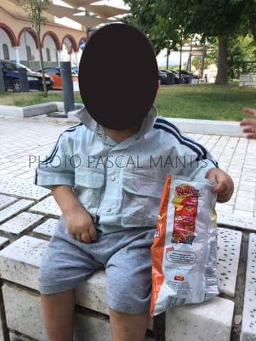 Πρωτοφανές στη Λάρισα: Αγοράκι 1,5 έτους βρέθηκε στον Αγ. Αχίλλιο