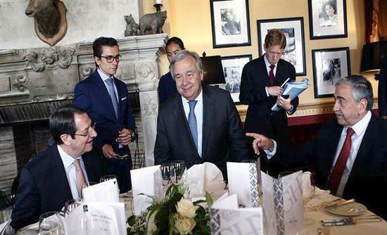 Χωρίς συμφωνία η Διάσκεψη για το Κυπριακό
