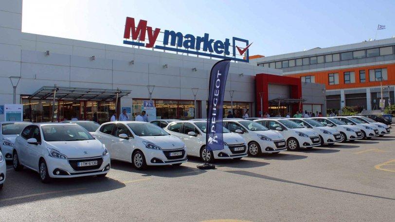 Γιατί γέμισε με Peugeot το My Market;