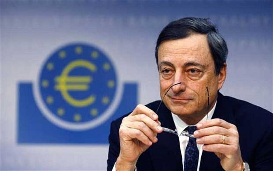 Ντράγκι: Στο 31,3% η «τρύπα» στην ελληνική αγορά εργασίας