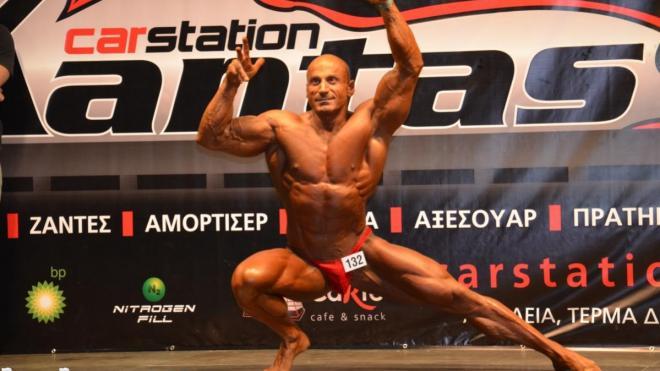 «Έφυγε» ξαφνικά σε ηλικία 48 ετών ο γνωστός bodybuilder Φώτης Πλευρίτης