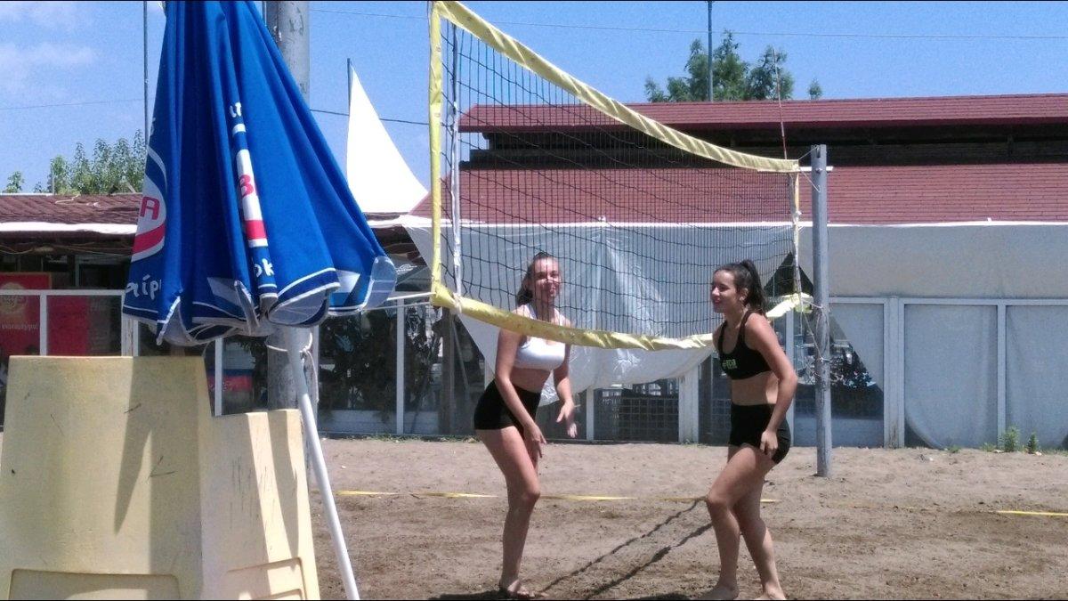 Τουρνουά beach volley στη Λάρισα