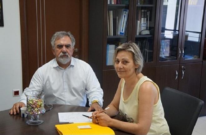 Συνάντηση Παπαδοπούλου-Μπακούρα