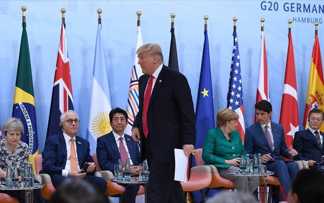 G20: Συμφωνία σε όλα εκτός από το κλίμα