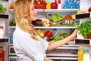 Τα τρόφιμα που φυλάσσονται μέσα και έξω από το ψυγείο