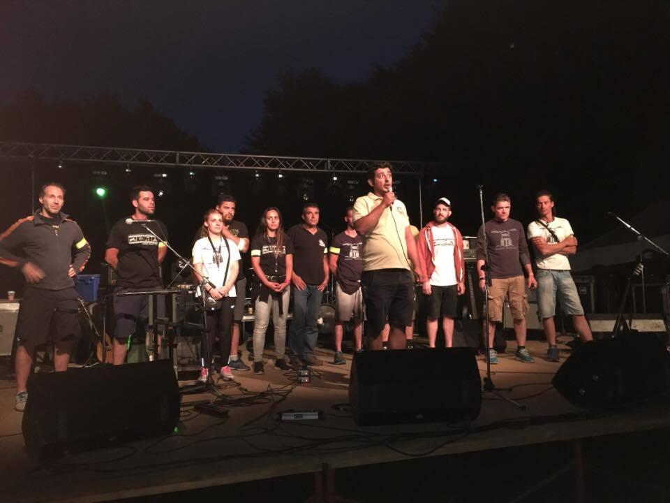 Οι εθελοντές ψυχή του 6ου Mountain Enduro Camp