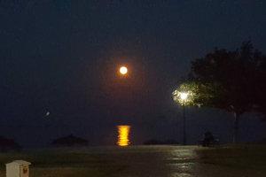 Σωτηρίτσα: Όταν το φεγγάρι καθρεφτίζεται στη θάλασσα (ΦΩΤΟ)