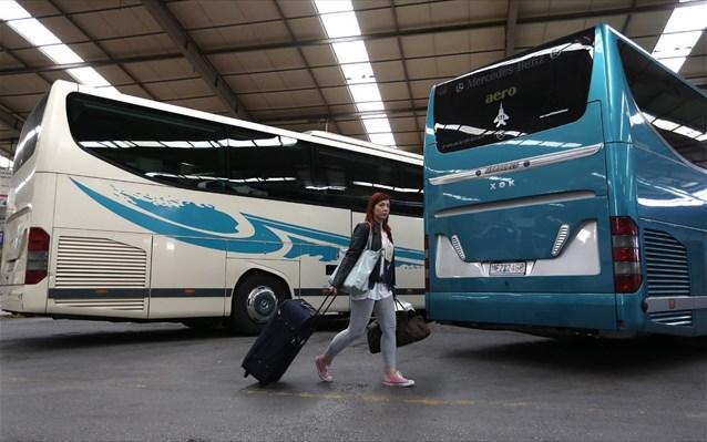 Αποτέλεσμα εικόνας για Τα δικαιώματα όσων ταξιδέψουν για τις διακοπές τους με λεωφορείο