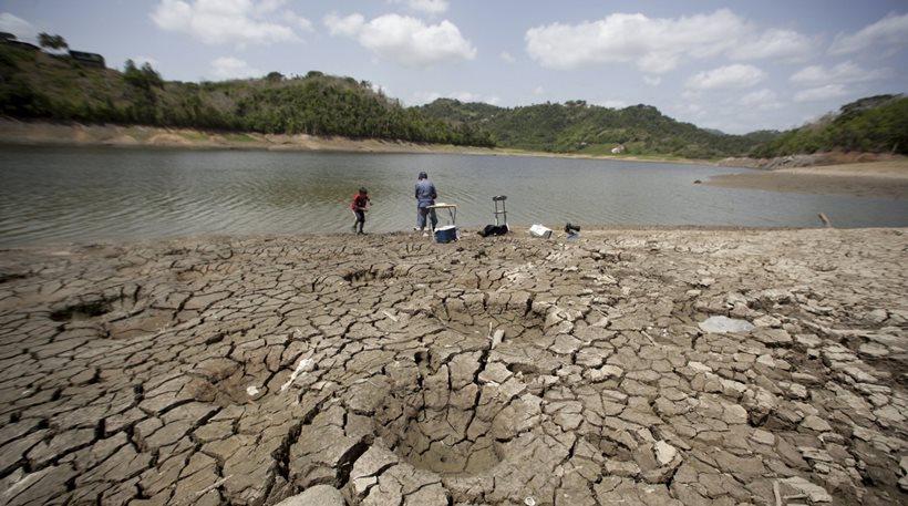 Χωρίς πόσιμο νερό η Ελλάδα μέχρι το 2040;
