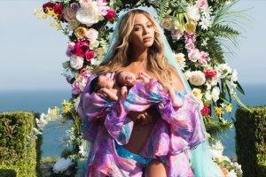 Την πρώτη φωτογραφία των διδύμων της δημοσίευσε η Beyonce