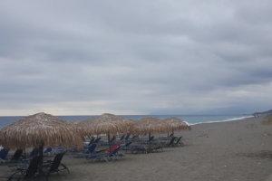 Η αγριεμένη ομορφιά της παραλίας