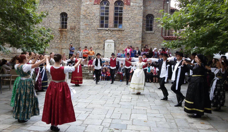 Καλλιπευκη Φεστιβαλ Παραδοσιακων Χορων (2)