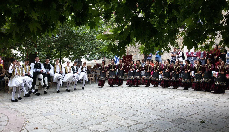 Καλλιπευκη Φεστιβαλ Παραδοσιακων Χορων (6)