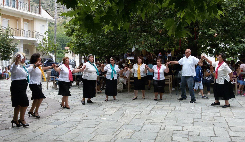 Καλλιπευκη Φεστιβαλ Παραδοσιακων Χορων (9)