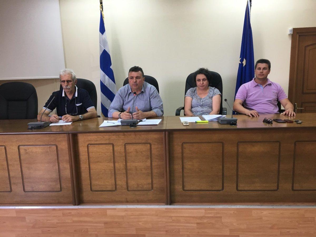 Ανανεώθηκαν οι συμβάσεις 35 εργαζομένων στην καθαριότητα στο Δήμο Ελασσόνας