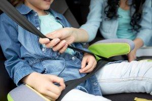 Επικίνδυνο για τα παιδιά το μπροστινό κάθισμα του αυτοκινήτου