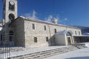 Μουσείο εκκλησιαστικών κειμηλίων στον Ι.Ν. Αγίου Νικολάου Καρυάς Ολύμπου