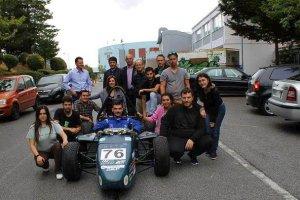 Στο ΤΕΙ Δυτ. Μακεδονίας η πρώτη μετατροπή συμβατικού σε ηλεκτροκίνητο ΙΧ
