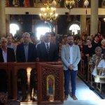 Στη Βερδικούσια για τον Προφήτη Ηλία ο Γιώργος Κατσιαντώνης