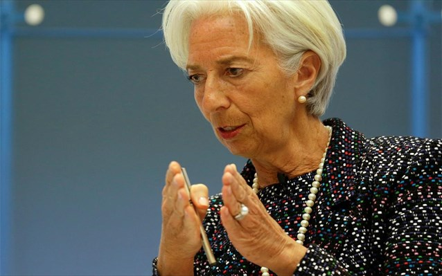 Λαγκάρντ: Το ΔΝΤ δεν ζητά νέα μέτρα