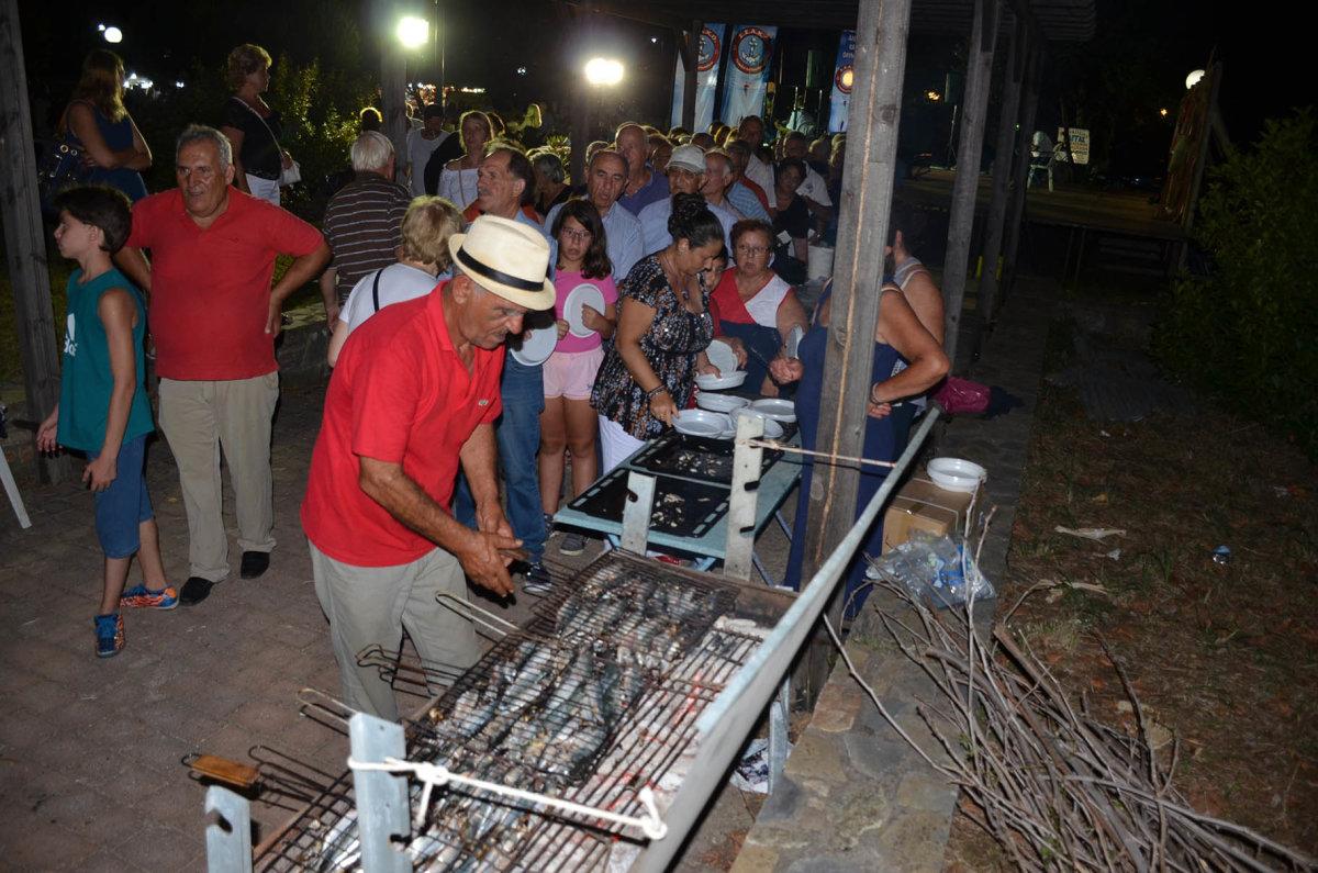 «Γιορτή Ψαροκασέλας» στα Μεσάγκαλα