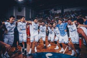 Τα τρομερά «μωρά» του ελληνικού μπάσκετ έτοιμα για το χρυσό