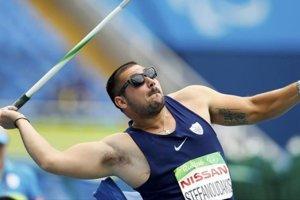 Χρυσό μετάλλιο ο Στεφανουδάκης στον ακοντισμό
