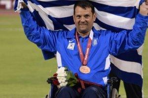 Χρυσό μετάλλιο ο Ζησίδης στη σφαίρα
