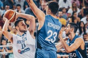 Ευρωπαϊκό Νέων Ανδρών: Πρωταθλήτρια Ευρώπης η Ελλάδα