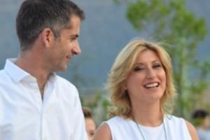 Το «ευχαριστώ» του Κώστα Μπακογιάννη για τις γαμήλιες ευχές