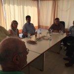 Επίσκεψη Κόκκαλη στον Συνεταιρισμό Ν. Αγχιάλου – Ζητούν κατάργηση ΕΦΚ στο κρασί