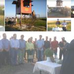 Εγκαινιάστηκε το παρατηρητήριο άγριας ζωής στο Καλαμάκι