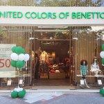 Νέο Κατάστημα Benetton και Sisley στη Λάρισα