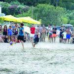 Τουρνουά beach soccer στο Καστρί Λουτρό