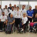 Οκτώ μετάλλια κατέκτησε η Ελληνική Παραολυμπιακή Ομάδα στο Παγκόσμιο Πρωτάθλημα του Λονδίνου