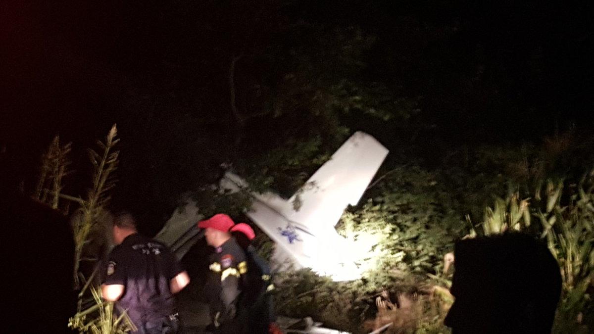 Λάρισα: Αυτοί ήταν οι επιβαίνοντες στο μοιραίο αεροσκάφος