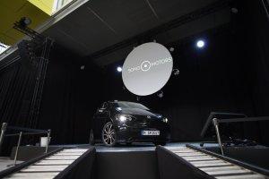Στην παραγωγή το πρώτο ηλιακό αυτοκίνητο
