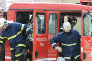 Φωτιά σε αυτοκίνητο στο Μόδεστο