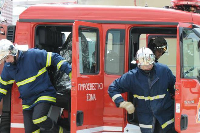 Πυρκαγιά σε λεωφορείο
