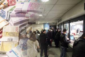 «Ζαλίζουν» τα φέσια στα ασφαλιστικά ταμεία