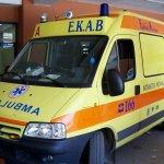 Ασθενής έβγαλε αεροβόλο στους διασώστες του ΕΚΑΒ!