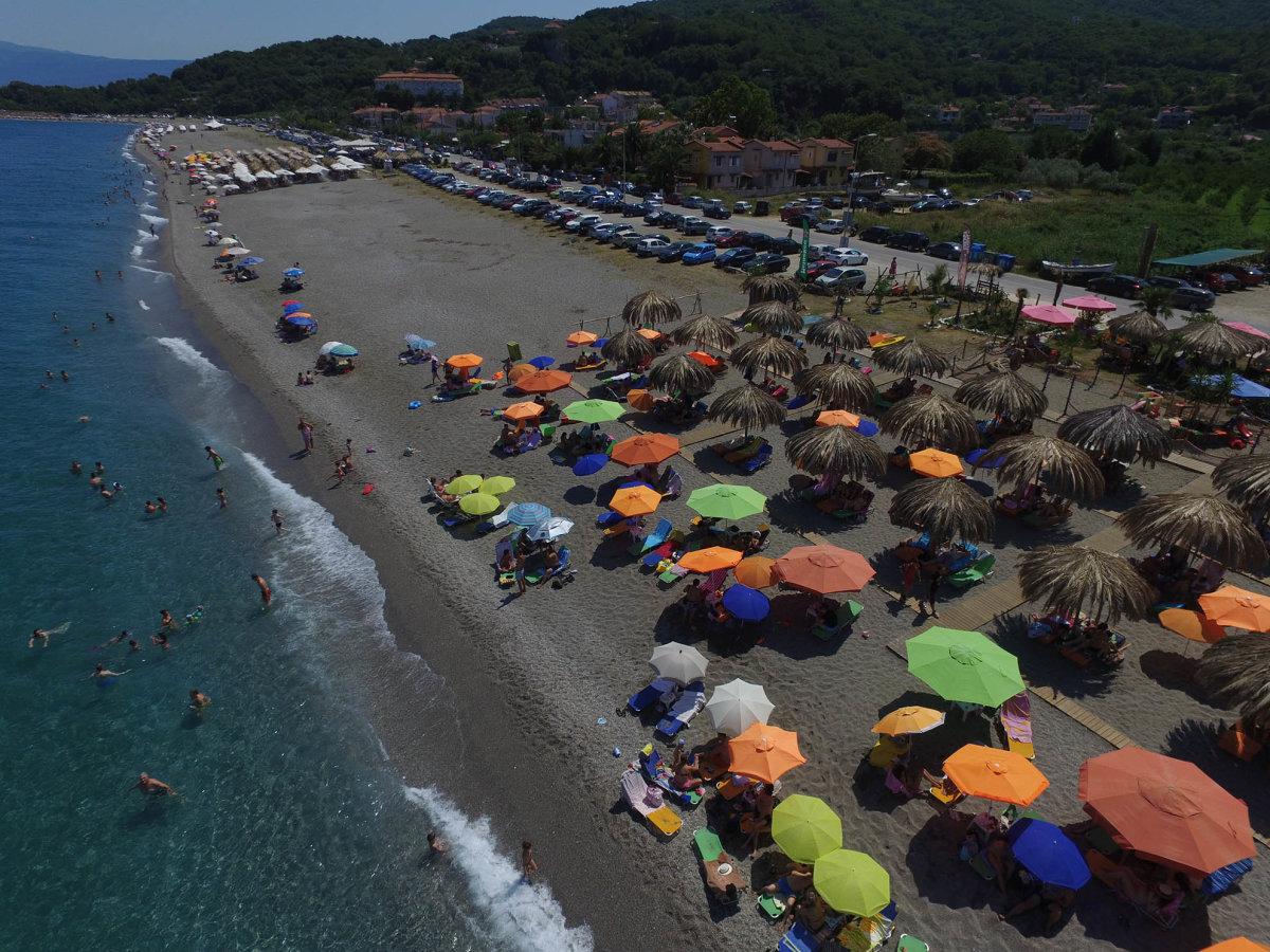 Αυτές είναι οι 27 παραλίες στο νομό Λάρισας (ΦΩΤΟ)
