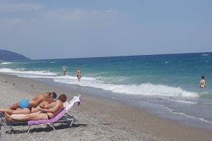 «Εξαιρετικής ποιότητας» το 95,9% των υδάτων κολύμβησης στην Ελλάδα