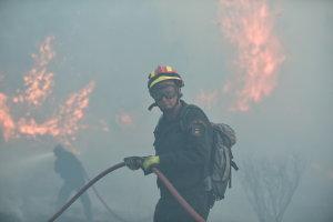 Δεν έρχονται οι Κύπριοι πυροσβέστες