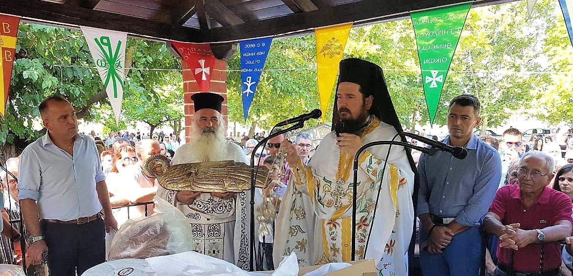 Πανηγυρίζουν εκκλησίες τον Δεκαπενταύγουστο στο Δ. Κιλελέρ