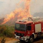 Υψηλός κίνδυνος πυρκαγιάς για τη μισή Ελλάδα την Τετάρτη