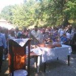 Εορτάστηκε η Κοίμηση της Θεοτόκου στο Μεγαλόβρυσο