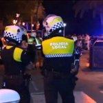 Πέντε τρομοκράτες νεκροί νότια της Βαρκελώνης