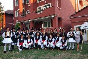 Στο 14ο Διεθνές Φεστιβάλ της CIOFF το χορευτικό τμήμα  του Συλλόγου Γυναικών Μακρυχωρίου