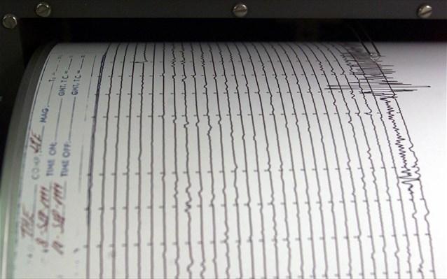 Σεισμική δόνηση έγινε αισθητή σε περιοχές της Αιτωλοακαρνανίας